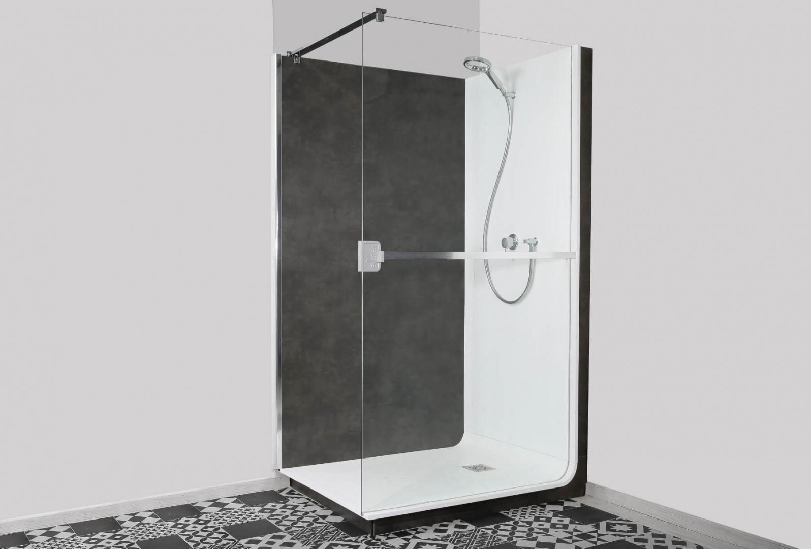 douche originale douche italienne elmer. Black Bedroom Furniture Sets. Home Design Ideas