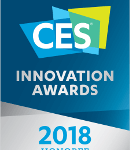 CES Innovation Awards 2018 Honoree