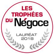 Les Trophées du Négoce - Lauréat 2018
